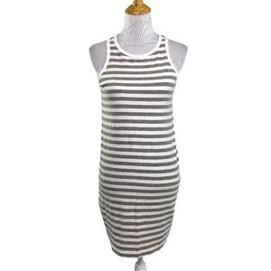 Nation LTD Striped Tank Mini Dress